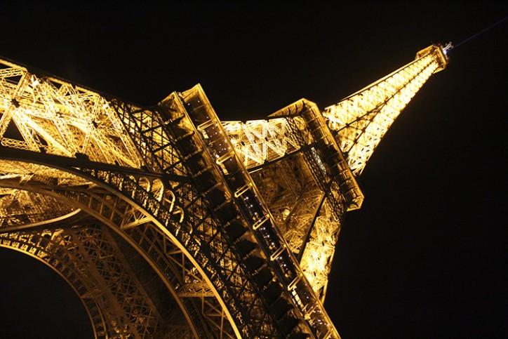 Jantando No Restaurante 58 Da Torre Eiffel Em Paris