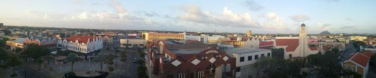 3-panorama da cidade-vista do quarto