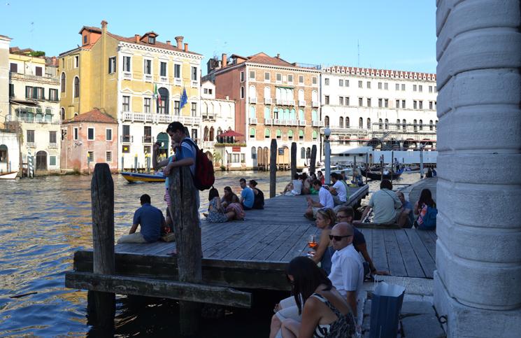 comer bem e barato em Veneza