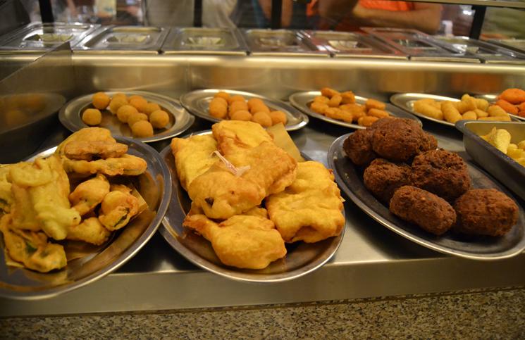 comer bem e barato em Venza