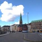 Copenhague: café, pão doce e bicicletas