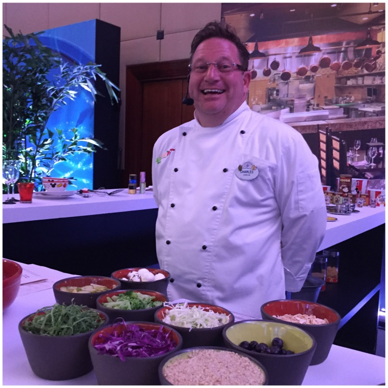 Evento Disney Chef