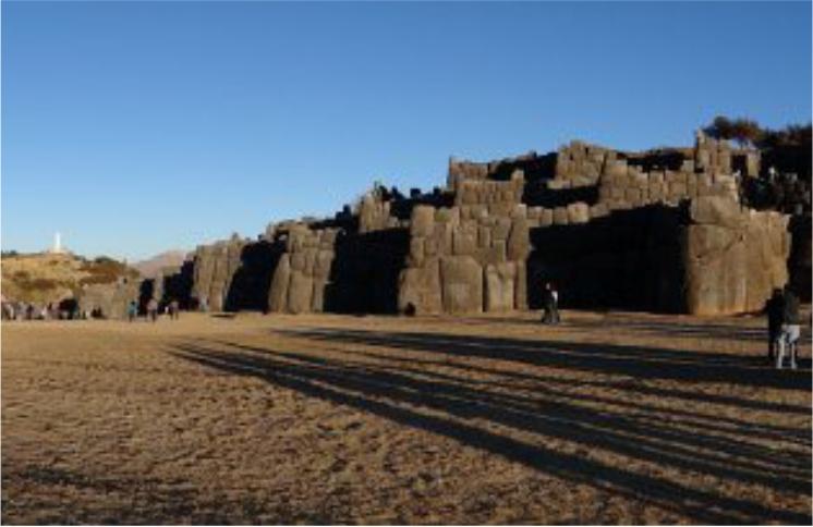 Sitio arqueologico de saqsaywaman