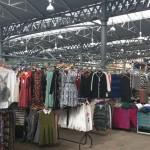 Mercado em Londres: Old Spitalfields Market