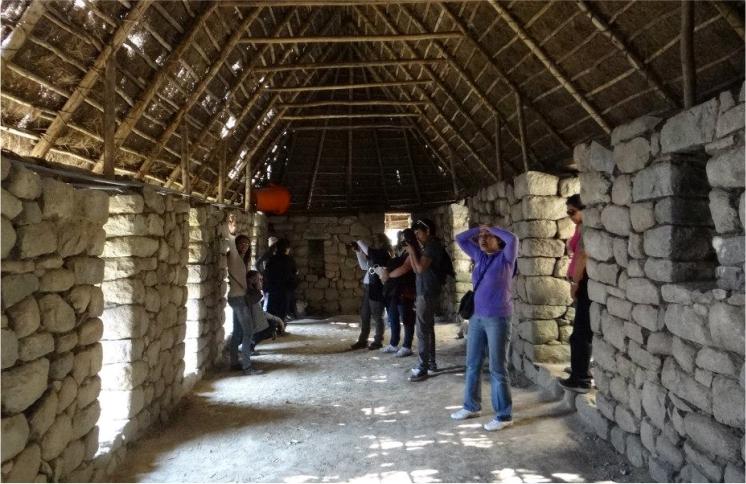 Tipica casa Inca