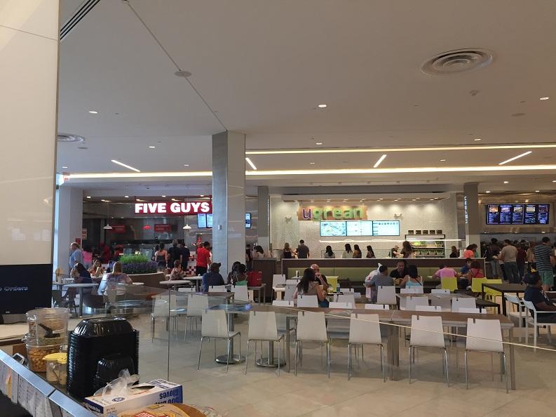 Praça de Alimentação Florida Mall