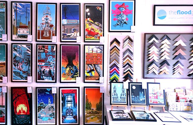 Flood Gallery