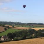 Voo de Balão em Bristol na Inglaterra