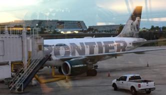 Como é voar de Frontier – a low cost dos Estados Unidos