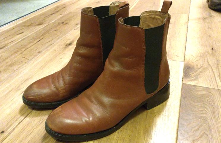 sapatos de viagem