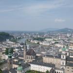 Áustria: um dia em Salzburgo