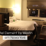 Hotel em Nova York: Element Times Square by Westin