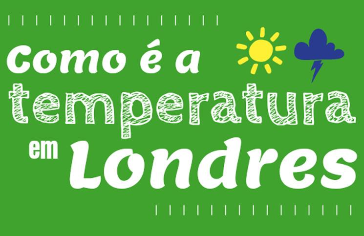 temperatura de londres: