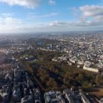 Passeio de helicóptero em Londres