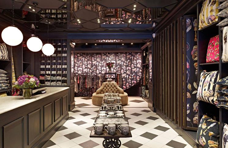 lojas de decoração em Londres