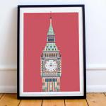 Decoração de viagem: 10 quadros lindos de Londres