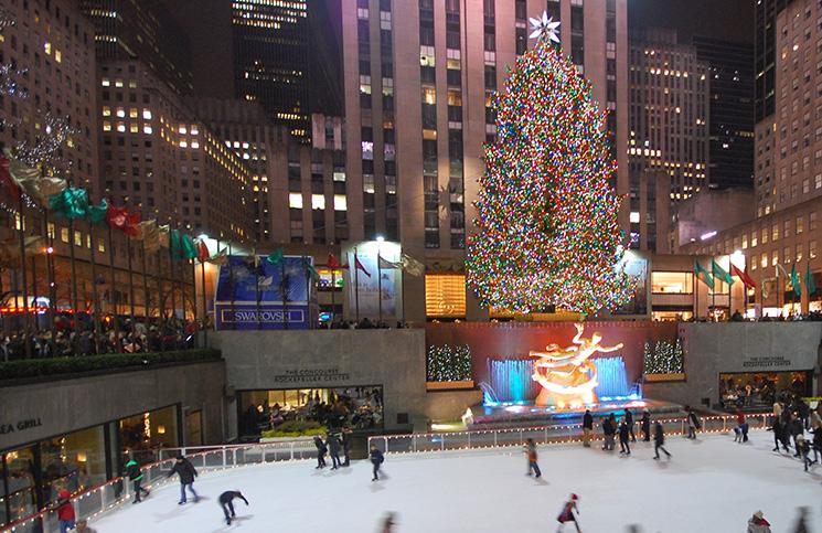 10 coisas para fazer em Nova York na época de Natal