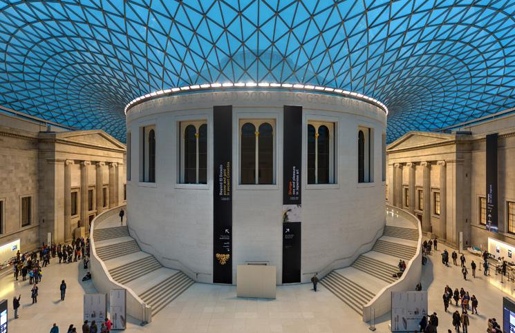 museus imperdíveis em Londres
