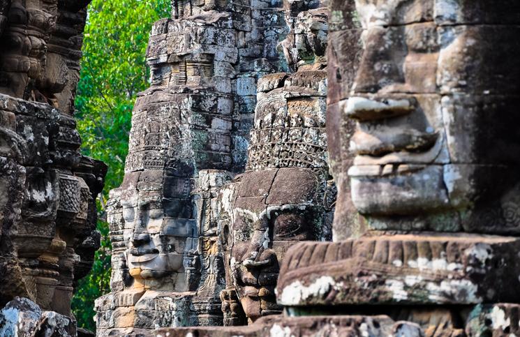 roteiro para Tailândia e Camboja