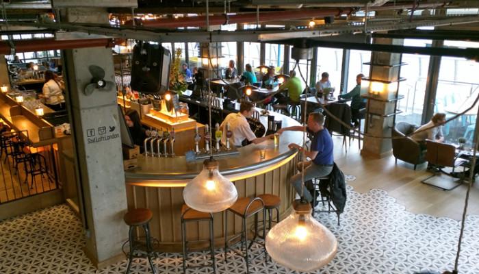 The Sail Loft: dica de restaurante em Greenwich, Londres