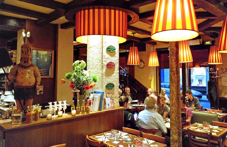 restaurantes bacanas em paris