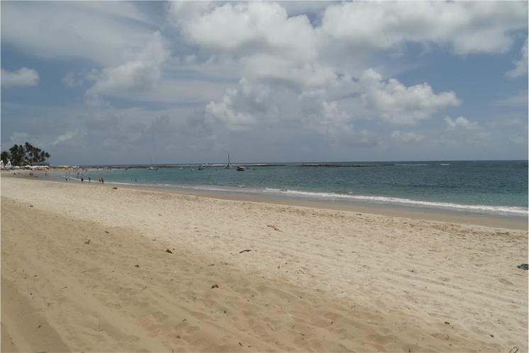 Praia de Maracaípe - Porto de Galinhas - PE
