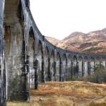Glenfinnan Viaduct: a ponte do Harry Potter nas Highlands escocesas