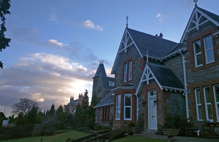 MYRTLE BANK GUEST HOUSE: HOSPEDAGEM EM FORT WILLIAM