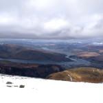 Ben Nevis: no topo do Reino Unido