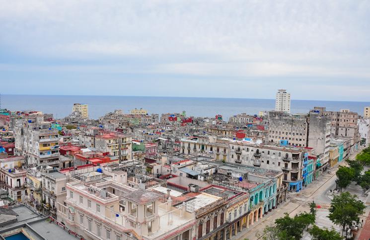 La Habana Vieja-Paseo del Prado_vistahotelsevilla