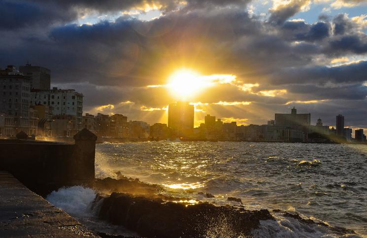 Malecón-ponta