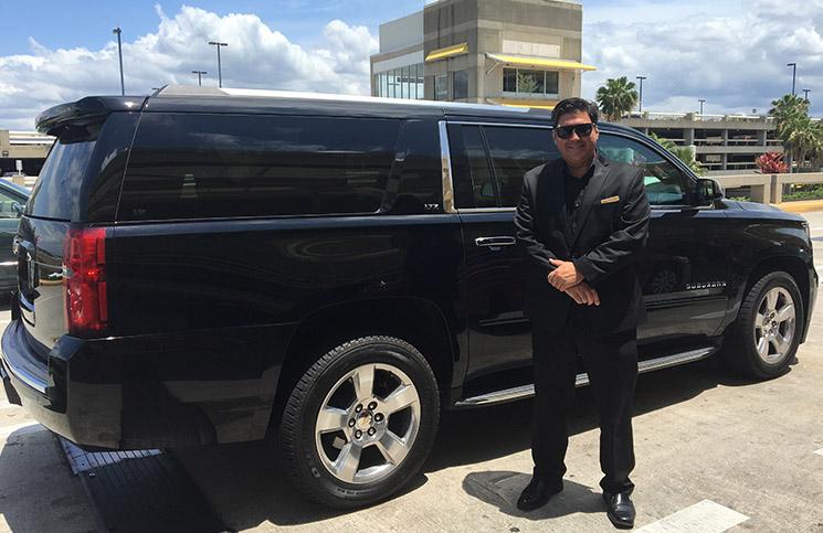 Motorista Brasileiro em Orlando: 1001 Transportation