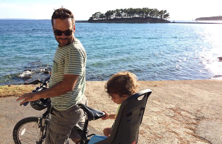 Passeio bike Rab