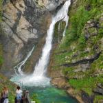 Eslovênia: Slap Savica e Lago Bohinj