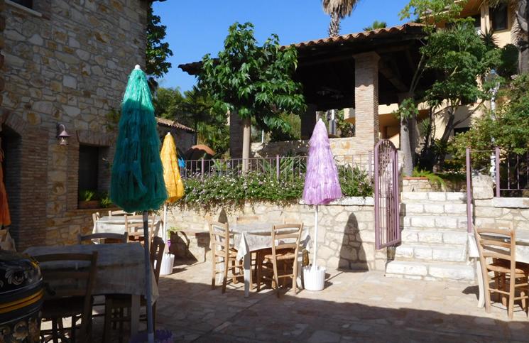 hospedagem na Sicília