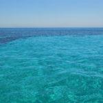 Passeio de barco em Favignana, paraíso na Sicília