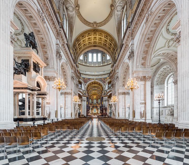10 igrejas incríveis na Inglaterra -