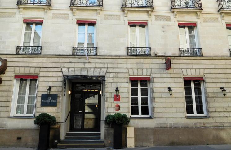 Hotel Voltaire Opéra