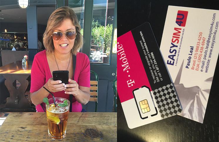 Chip EasySIM4U de celular: Como usar a Internet na Europa -