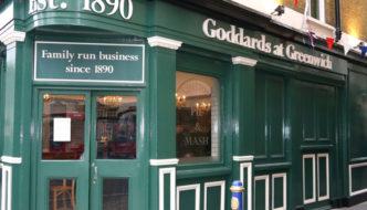 Goddards at Greenwich: experimente a tradicional 'pie & mash' britânica