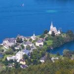 Áustria: Um dia em Maria Wörth