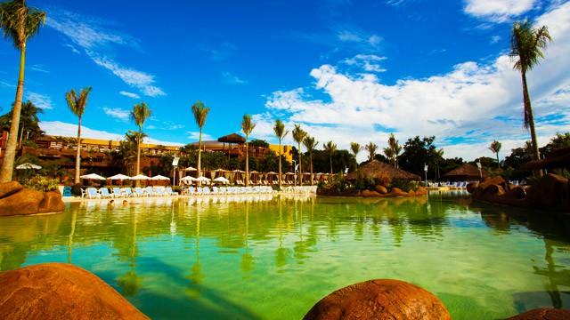 Mabu Thermas Grand Resort- Foz do Iguaçu, PR