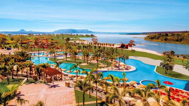Malai Manso Resort- Chapada dos Guimarães, MT