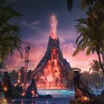 Universal's Volcano Bay: Novos Detalhes e data de abertura