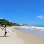 As praias de Pipa no Rio Grande do Norte