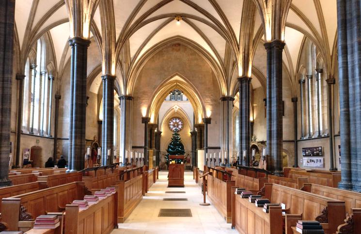 Temple Church: a igreja da Ordem dos Templários em Londres -