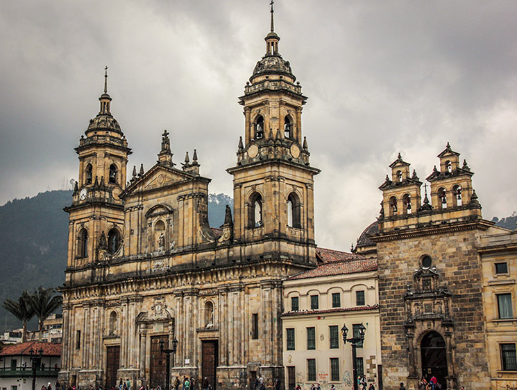 Catedral Bogotá