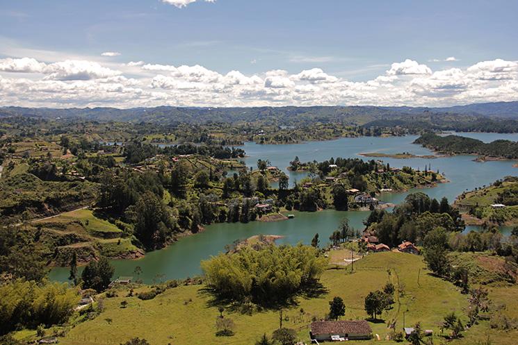 Guatapé - Colômbia