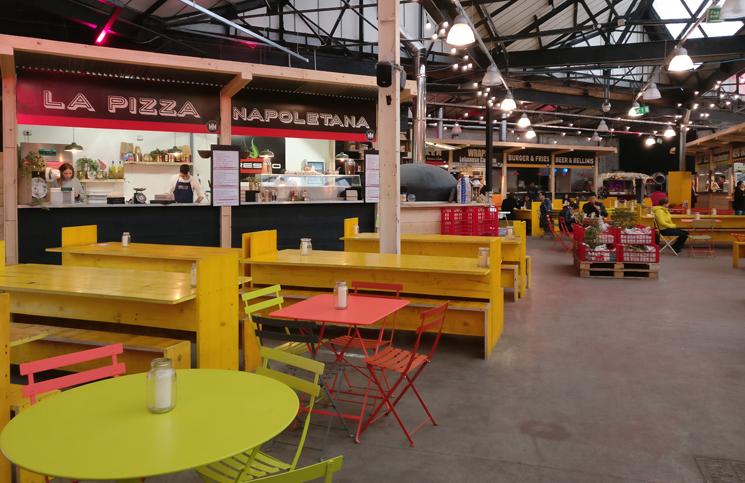 Mercato Metropolitano: mais um destino gastronômico em Londres -