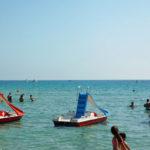 Mondello: a praia de Palermo!